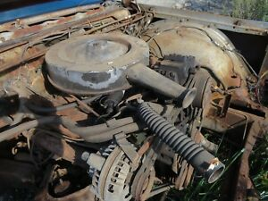 Chrysler Dodge Mopar 440 V 8 Engine 1966 Newyorker 4 Barrel Rat Rod
