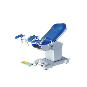 New Fs ii Gynecological Obstetrics Examination Electric Surgical Operating Table