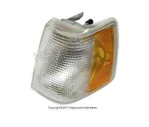 For Volvo 760 940 Driver Front Left Turn Signal Assembly Aftermarket 3518622