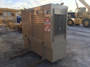 50kw Onan 50dgca Diesel Generator 648 Hours Video Available Offers Welcomed