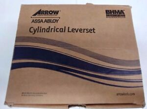 Arrow Assa Abloy Ql72 Sb 26d 306 Q73 Grade 1 Privacy Cylindrical Leverset