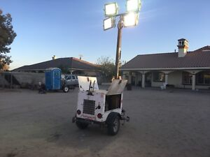 2007 Magnum Mlt 3060 Portable Light Tower