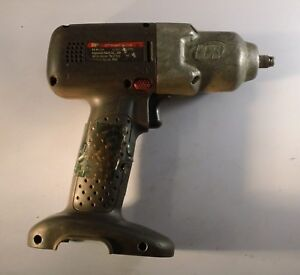 Ir2512 Ingersoll Rand 3 8 Cordless Impact Used Tool Parts Only