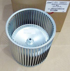 Dd11 11m Blower Wheel Squirrel Cage For Carrier La22za120 Cw Concave 1 2 Bore