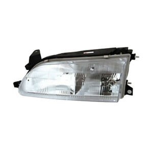 Fits 1993 1997 Toyota Corolla Driver Left Side Headlight Lamp Assembly Lh