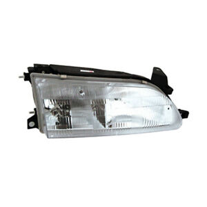 Fits 1993 1997 Toyota Corolla Passenger Right Side Headlight Lamp Assembly Rh