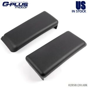 New Black For Ford F150 Front Bumper Guard Insert Cap Pad 2009 2014 10 11 12 13