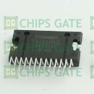 6pcs Audio Power Amplifier Ic Toshiba Zip 25 Tb2926hq Tb2926