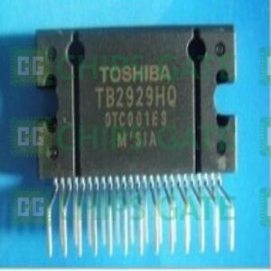 4pcs Audio Power Amplifier Ic Toshiba Zip 25 Tb2929hq Tb2929