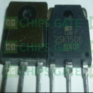 8pcs 2sk1506 Encapsulation to 3p n channel Silicon Power Mosfet