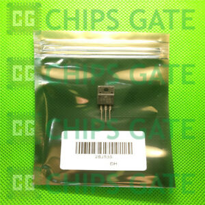 9pcs 2sj535 Encapsulation to 220 silicon P Channel Mos Fet High Speed Power