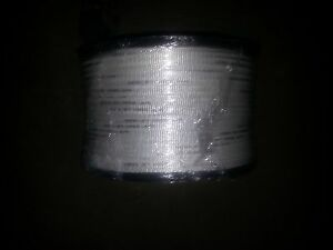 1 2 X 3000ft 1250lb Polyester Mule Tape Pull Tape