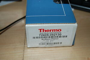 New Hplc Column Thermo Biobasic Phenyl 5 U 2 1 X 50 Mm 72405 052130