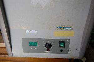 Vwr 1285pc Water Bath Waterbacth Model Digital Heating Control Large 19x12x8