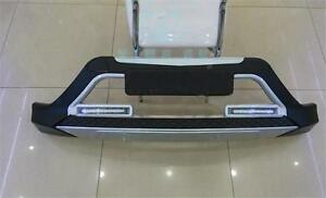 Car Front Bumper Protector With Light Refit Bodykit For Chevrolet Trax