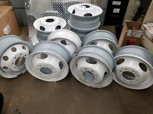 16x6 Ford Oem Rims Wheels Super Duty Dually