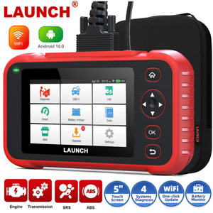 Abs Airbag Srs Reset Obd2 Code Scanner Diagnostic Scan Tool Foxwell Nt630 Elite
