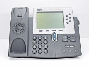 Lot Of 2 5 10 Cisco Cp 7960g Voip Ip Phone Business Office Gray 7960 Series