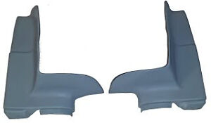 1980 1985 Chevrolet Caprice Impala 4 Pc Front Rear Bumper Filler Set