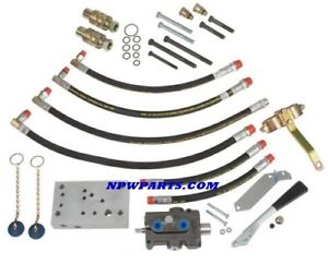 Hv4111 Ford Tractor Hydraulic Valve Kit Ford 500 501 600 700 800 901 601 701 801