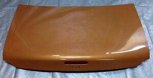 1999 2005 Mazda Miata Trunk Lid Evolution Orange G225