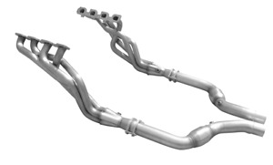 Arh 1 3 4 X 3 Headers Catted Pipes 06 up Chrysler 300 charger magnum Srt8