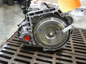 2012 Honda Accord Automatic Transmission 2 4l