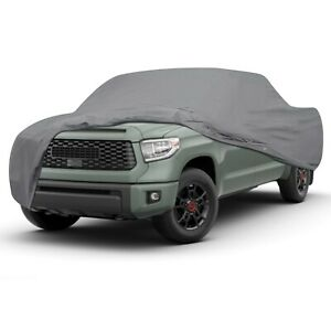 csc Waterproof All Weather Truck Cover For Toyota Tundra 2007 2018 2nd Gen