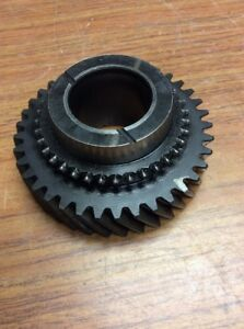 Ford 3 03 Manual 3 Speed Transmission 37 Spline Drive Gear