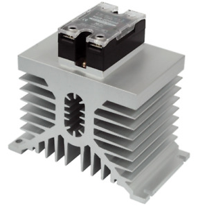 Hanyoung Nux Ssr Hsr 2 Series Heat Sink Type Load Ac 90 480v 50 70a Selectable
