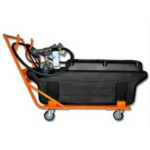 Titan 100 Gallon Fuel Caddy 110 Volt Ac