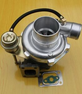 Gt28 Gt2870 T25 60 A r Compressor 64 A r Turbine Water oil Turbo Turboharger