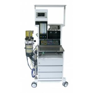 Datex Ohmeda Excel 210 Anesthesia Machine With 7800 Ventilator Sn Amay01285