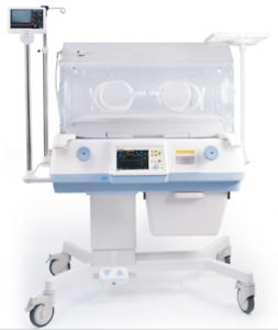 Bistos Bt 500 Infant Incubator With Full Options And O2 Servo Control
