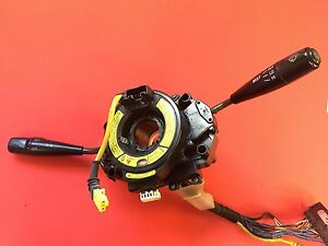 1992 1996 Toyota Camry Turn Signal Wiper Switch Clock Spring Assembly Used Oem