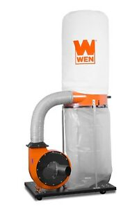Wen 16a Woodworking Dust Collector With 50 gallon Collection Bag