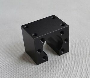 Ball Nut Mount bracket Flange Nut Mount For 2505 2510 25mm Ball Screw Router