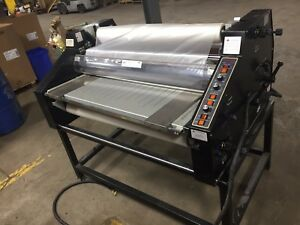 Ledco Gbc 6036 1 Hot Laminator 40 Commercial Industrial Machine Professional