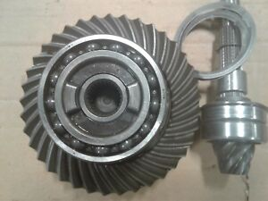 Kubota B5100 Rear Differential Assembly 66494 81100