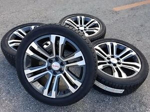22 Gmc Denali Wheels Tire Package Rims 2017 2018 Yukon Sierra Silverado Tahoe
