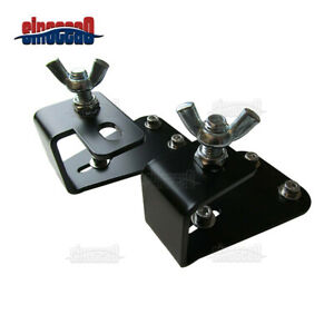 Hi Lift Jack Holder Hood Mounting Bracket For Jeep Wrangler Cj Yj Tj 1944 2006