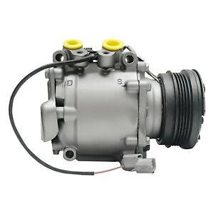 Ryc Remanufactured Ac Compressor Eg572 Fits Honda Civic 1 5l 1 6l 1992 1993