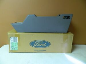 New Oem 1993 1994 Ford Ranger Pickup Console Base Grey Gray F3tz98045a36c Panel