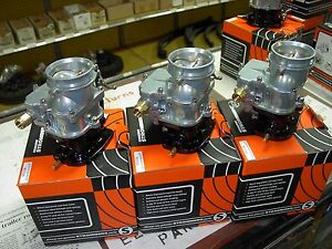 3 Brand New 1932 Ford Coupe Flathead Tripower Stromberg 97 Carb Carburetors