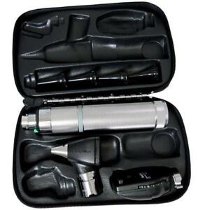 Welch Allyn 3 5v Diagnostic Set With Ophthalmoscope Otoscope Rechargeable Hand