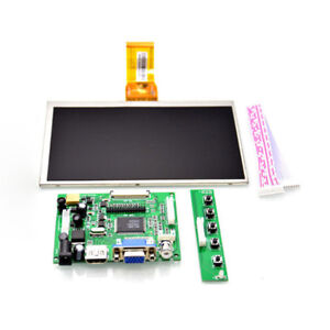 7 Inch Tft Lcd Display Screen For Raspberry Pi With Hdmi vga 2av Driver Board