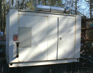 Caterpillar 150kw 120 208v 3phase Power Generator Dual Voltage 120 288v 277 480v