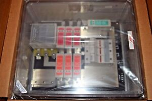 Unisys 652134008 Transient Voltage Surge Suppressor 277 480v 60hz 3 phase nib