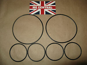Mg Gauge Intrument To Dash Mounting Seals 77 80 Mgb