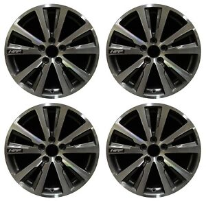 18 Honda Civic Hfp 2012 2013 2014 2015 Factory Oem Rim Wheel 64030 Full Set